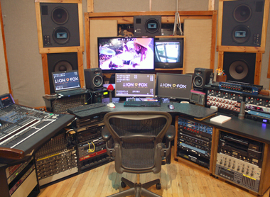 Terrific Lion And Fox Recording Studios Washington Dc Home Largest Home Design Picture Inspirations Pitcheantrous